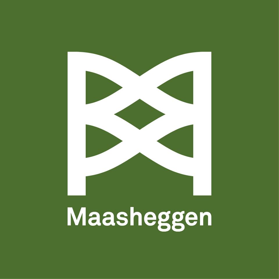 De huisstijlmakelaar - Maasheggen Logo